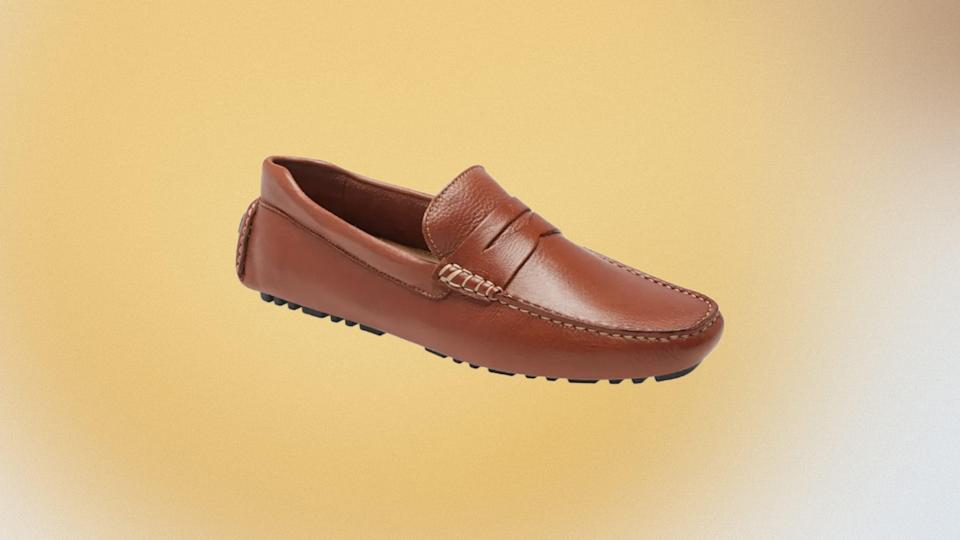 These penny loafers are some of many stylish pieces featured at the Nordstrom Anniversary Sale 2021.