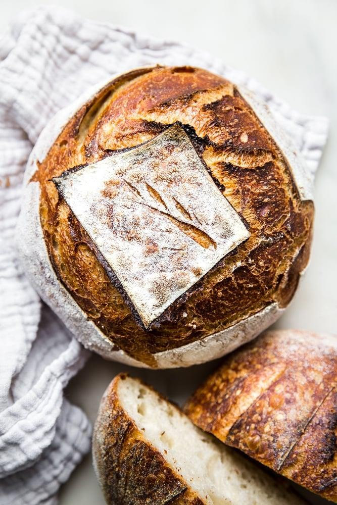 "<p>Baking bread is a quarantine cooking staple and the people of Washington know this to be true. This sourdough recipe is as good as it gets, so don't be afraid to make a couple batches.</p> <p><strong>Get the recipe</strong>: <a href=""https://themodernproper.com/sourdough-bread"" class=""link rapid-noclick-resp"" rel=""nofollow noopener"" target=""_blank"" data-ylk=""slk:sourdough bread"">sourdough bread</a></p>"