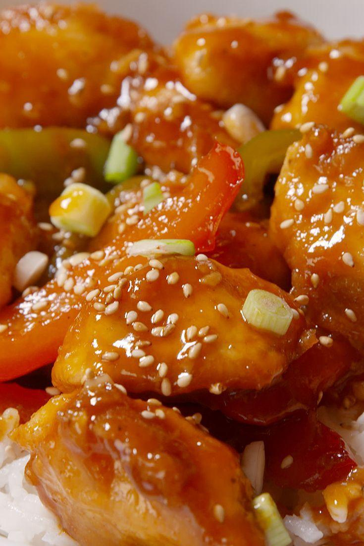 "<p>It's the combo you can't get enough of.</p><p>Get the recipe from <a href=""https://www.delish.com/cooking/recipe-ideas/recipes/a49907/sweet-and-sour-chicken-recipe/"" rel=""nofollow noopener"" target=""_blank"" data-ylk=""slk:Delish"" class=""link rapid-noclick-resp"">Delish</a>.</p>"