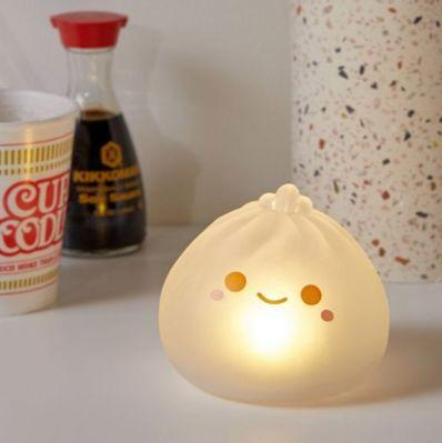 """Have you ever seen a cuter light source in your life? Didn't think so. <a href=""""https://www.urbanoutfitters.com/en-ca/shop/smoko-uo-exclusive-dumpling-light?category=SEARCHRESULTS&amp;color=100"""" target=""""_blank"""" rel=""""noopener noreferrer"""">Get it at Urban Outfitters for $20.</a>"""