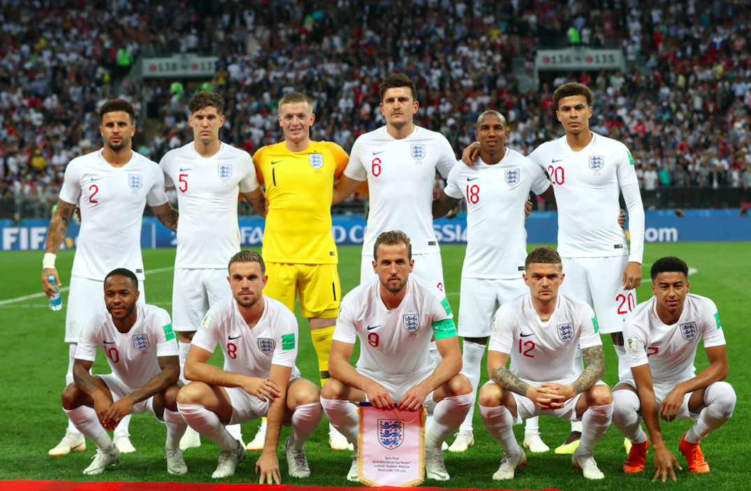 <p>It was a magical year for England in the World Cup – and the success of the younger squad may well have boosted searches. (Getty) </p>