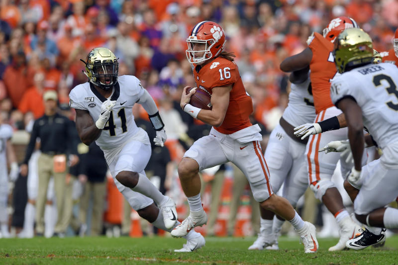 ACC, SEC rivals collide with postseason berths on the line