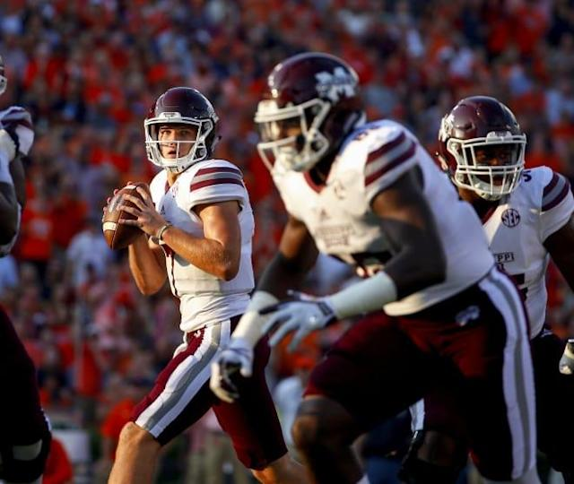 Big plays power No. 13 Auburn over No. 24 Miss State 49-10