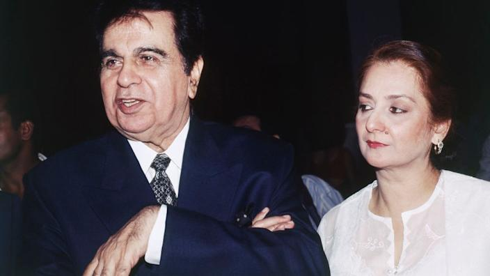 Dilip Kumar was a beloved Bollywood hero in the 1950s