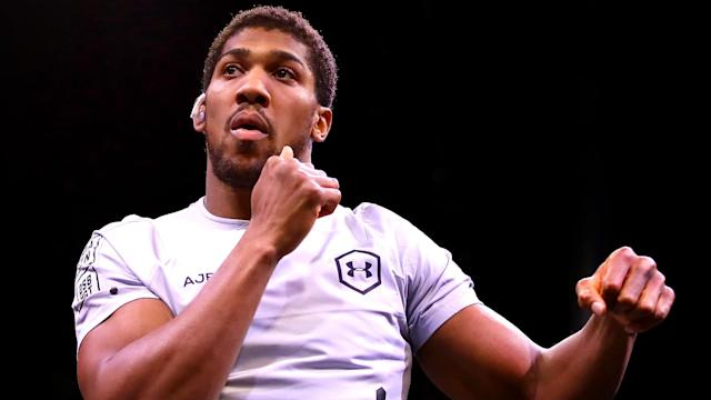 Anthony Joshua was not 100 per cent when he faced Andy Ruiz Jr the first time around, in the view of former world champion David Haye.