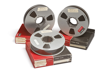 The reels purchased at auction for $1.82 million.