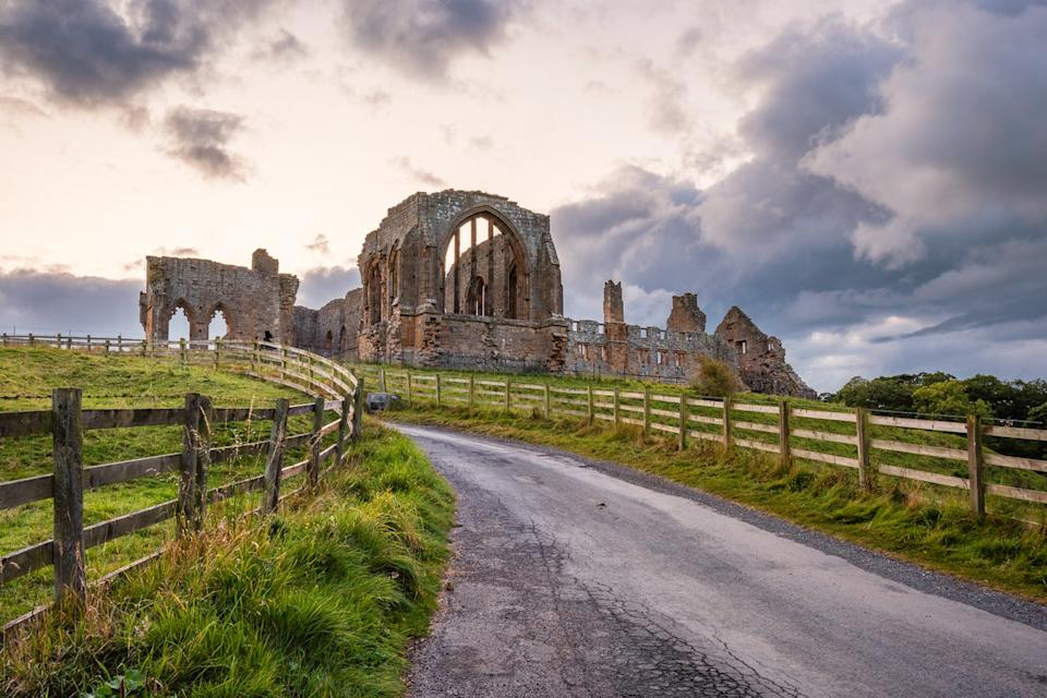 Egglestone Abbey dates back to the 12th centuryGetty/iStock