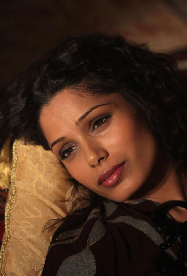 "Freida Pinto in Image Entertainment's ""Day of the Falcon"" - 2013"