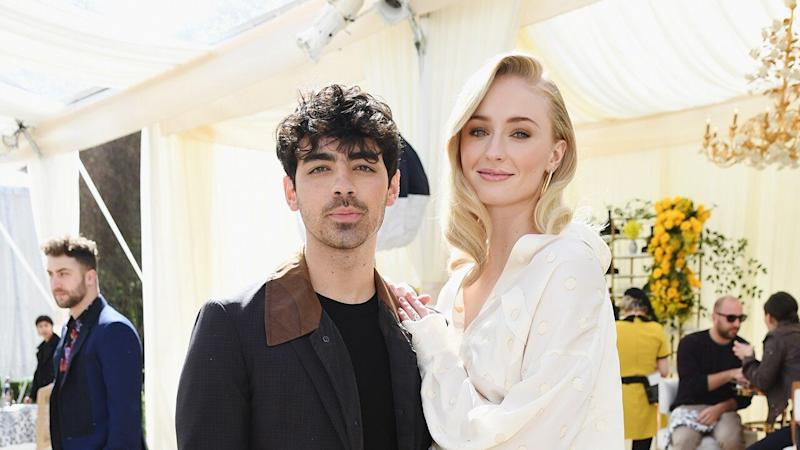 Maddie Rice Wedding.Joe Jonas Explains Why He And Sophie Turner Are Planning A Second