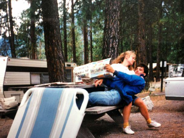 PHOTO: 'I was panicky,' Mandy's mother Mary Stavik said. 'First person I called was her boyfriend (Rick Zender). ... I called the sheriff and I called everybody else I could think of. And, I had everybody I knew out searching for her.' (Courtesy of Rick Zender)