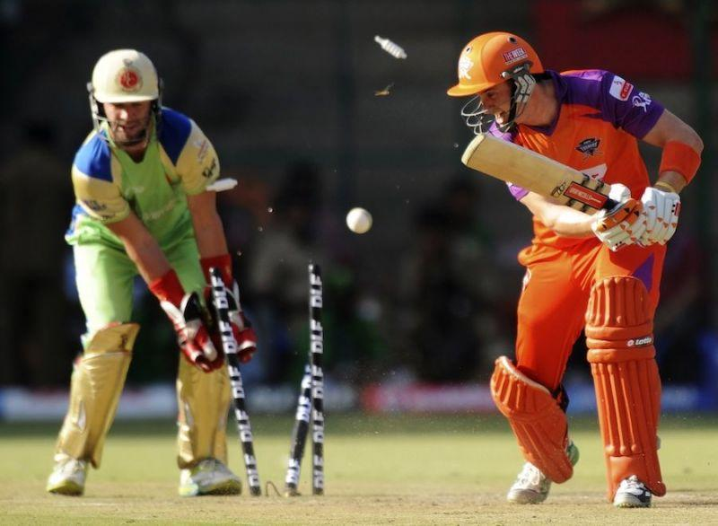 Michael Klinger made it to the Indian Premier League on the basis of his performances in the Champions League T20