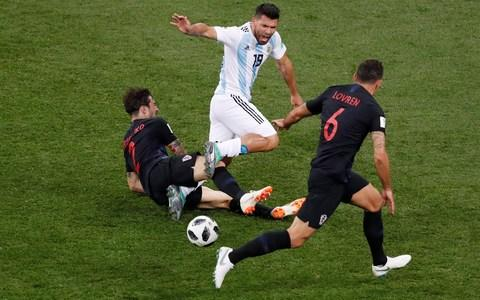 "Dejan Lovren says that Croatia's successful gameplan to isolate Lionel Messi in their 3-0 World Cup group-stage win over Argentina proved that the world's greatest player was ""stoppable"" and predicted his nation can go further than the country's 1998 semi-finalists. The Liverpool defender was at the heart of a fine Croatia performance that limited Messi and controlled the pace of the game, with three second-half goals from Ante Rebic, Luka Modric and Ivan Rakitic. Croatia's second victory means they are through to the next round even before their final game against Iceland on Tuesday. Lovren said: ""I believed, from the beginning, that we could do it. When we are really like a defending bloc, together, they didn't have big opportunities to be honest. We had a couple of them, [Mario] Mandzukic and then [Ivan] Perisic, we had a couple of chances and, like I said, when we defend together, like a team, we will always have our chances."" Asked whether he was surprised as how peripheral Messi was, Lovren said: ""No, of course we respect Messi, because he's the greatest player in the world, but he's also stoppable. But not against one player. We defended like a team and this is how we did it. Together. You saw it. He didn't have many chances, and it was, I would say, brilliant defending."" No way through for Sergio Aguero Credit: reuters Croatia reached the 1998 semi-final where they lost to eventual winners France, when the nation had a team including the likes of Zvonimir Boban, Davor Suker, Slaven Bilic and Robert Prosinecki off the bench. ""I said we can do it, of course better,"" Lovren said. ""When you look on the team sheet we have better players than 20 years ago. It doesn't mean anything if we don't perform well. If we are like this, through all the tournament, I believe we can go far."" test - do not delete Of Modric he said the midfielder was ""amazing"". ""I said to him it reminded me of his goal against Manchester United, for Real Madrid - fantastic. And he was again one of the best players. I will say he has this calmness, so much experience in his career, he knows how to play these big games. It's a joy to play with him."" WorldCup - newsletter promo - end of article"