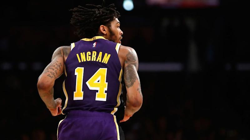 fa9b482c6 Rumor  Executives expect Lakers to include Brandon Ingram in trade for next  star
