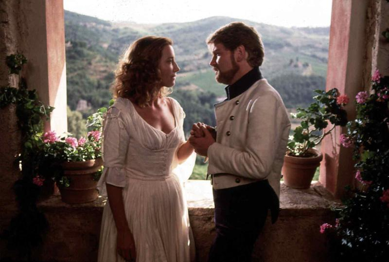 "One of the best big-screen Shakespeare adaptations, this jovial rendition of ""Much Ado About Nothing"" encapsulates Thompson's entire career. As Beatrice, she transitions from prickly free spirit to unlikely romantic. The constant? Her flowing tresses, which gleam like a halo in the sun."