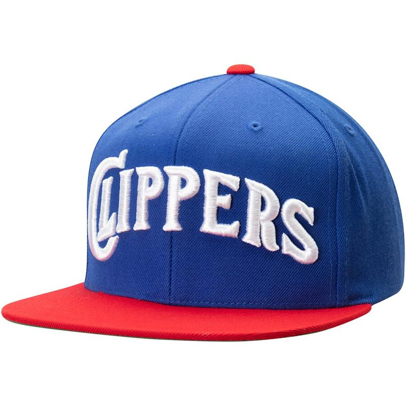 Clippers Snapback Hat