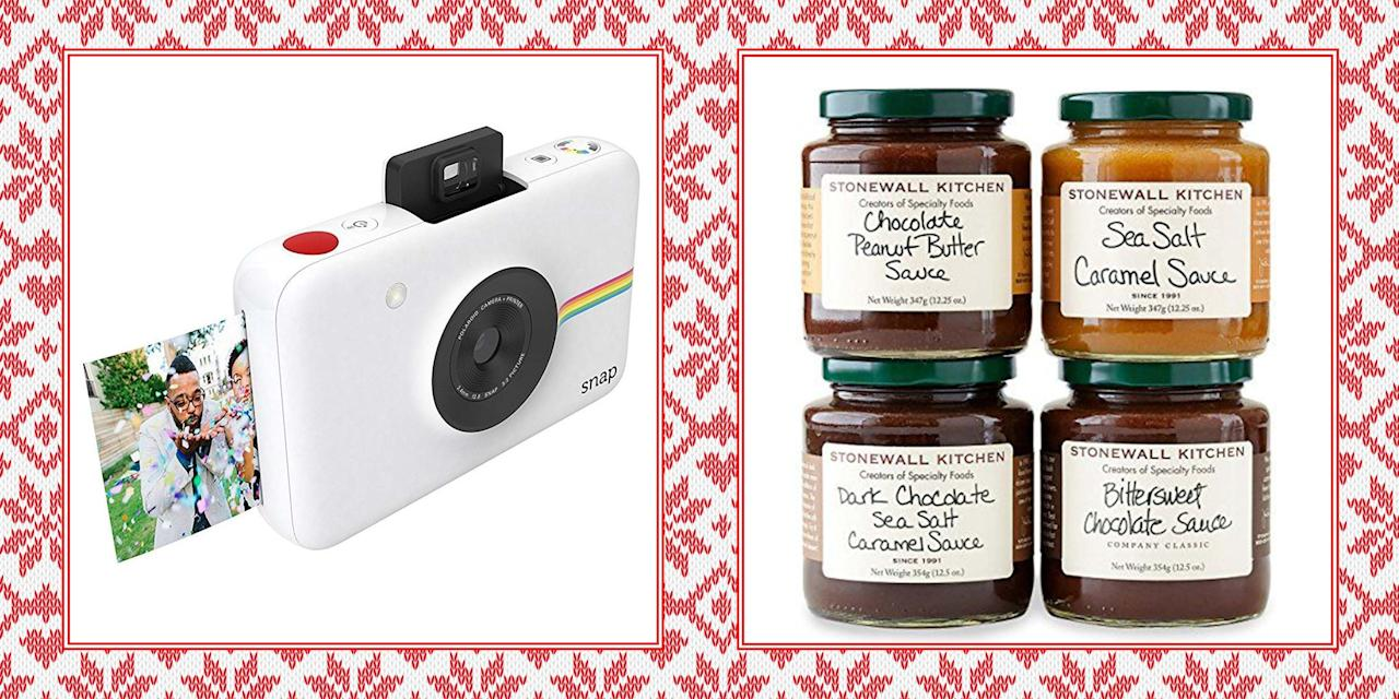 """<p>Looking for the best last minute Christmas presents around? We're here to help—and no, we're not judging you. After all, odds are you've been busy prepping the <a href=""""https://www.countryliving.com/food-drinks/g1391/christmas-dinner-menu/"""">menu</a> for your annual <a href=""""https://www.countryliving.com/diy-crafts/how-to/g2218/christmas-party-ideas/"""">Christmas party</a>, stringing up a set of <a href=""""https://www.countryliving.com/home-design/decorating-ideas/g28763825/outdoor-christmas-lights-ideas"""">Christmas lights</a> on your <a href=""""https://www.countryliving.com/home-design/decorating-ideas/tips/g1541/outdoor-christmas-decorations/"""">porch</a>, <a href=""""https://www.countryliving.com/home-design/decorating-ideas/tips/g1251/trim-christmas-trees-1208/"""">trimming the tree</a>, and <a href=""""https://www.countryliving.com/diy-crafts/tips/g645/crafty-christmas-presents-ideas/"""">DIY</a>-ing all there is to DIY. The holiday season can get busy, and it's not unusual to be on the hunt for a cheap last-minute Christmas gift.</p><p>But just because you're a little short on time doesn't mean your gift has to be short on <a href=""""https://www.countryliving.com/life/g2819/christmas-quotes/"""">Christmas spirit</a>. It's not too late to score an incredibly thoughtful present that your recipient will never guess was picked out late. Our list of the best last-minute Christmas gifts to buy in 2019 is extensive, thorough, and most of all, meaningful, so that you don't have to worry about sacrificing any aspect of the gift-giving experience. Best of all, most of our festive finds are <a href=""""https://www.countryliving.com/shopping/gifts/g2127/cheap-christmas-gifts/"""">affordable</a> and feature two-day (or even same-day!) shipping—and some even include that sort of speed for no cost at all<em></em>. If all else fails, you can also sign your friends and family up for our favorite <a href=""""https://www.countryliving.com/shopping/a21726339/fabfitfun-pinterest-box/"""">subscription boxes</a>, whic"""