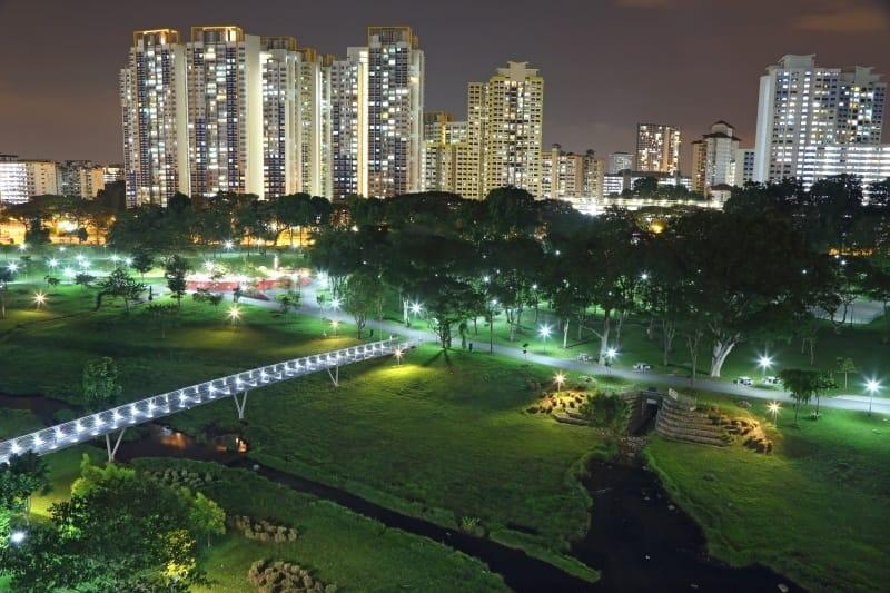 cycling routes in singapore