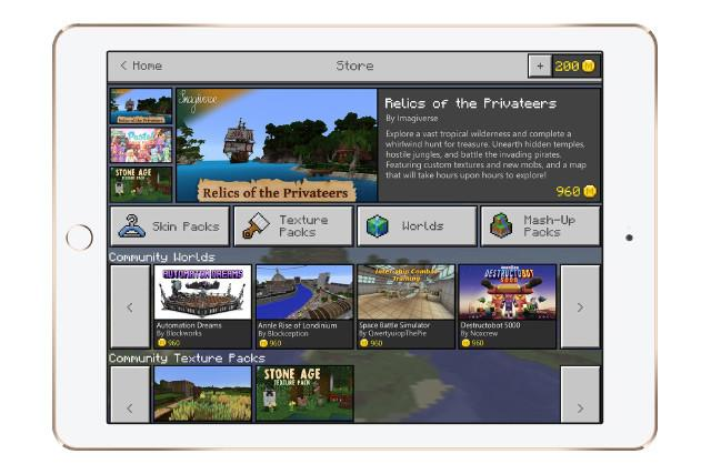 Minecraft' will get a new paid mod storefront on Windows and