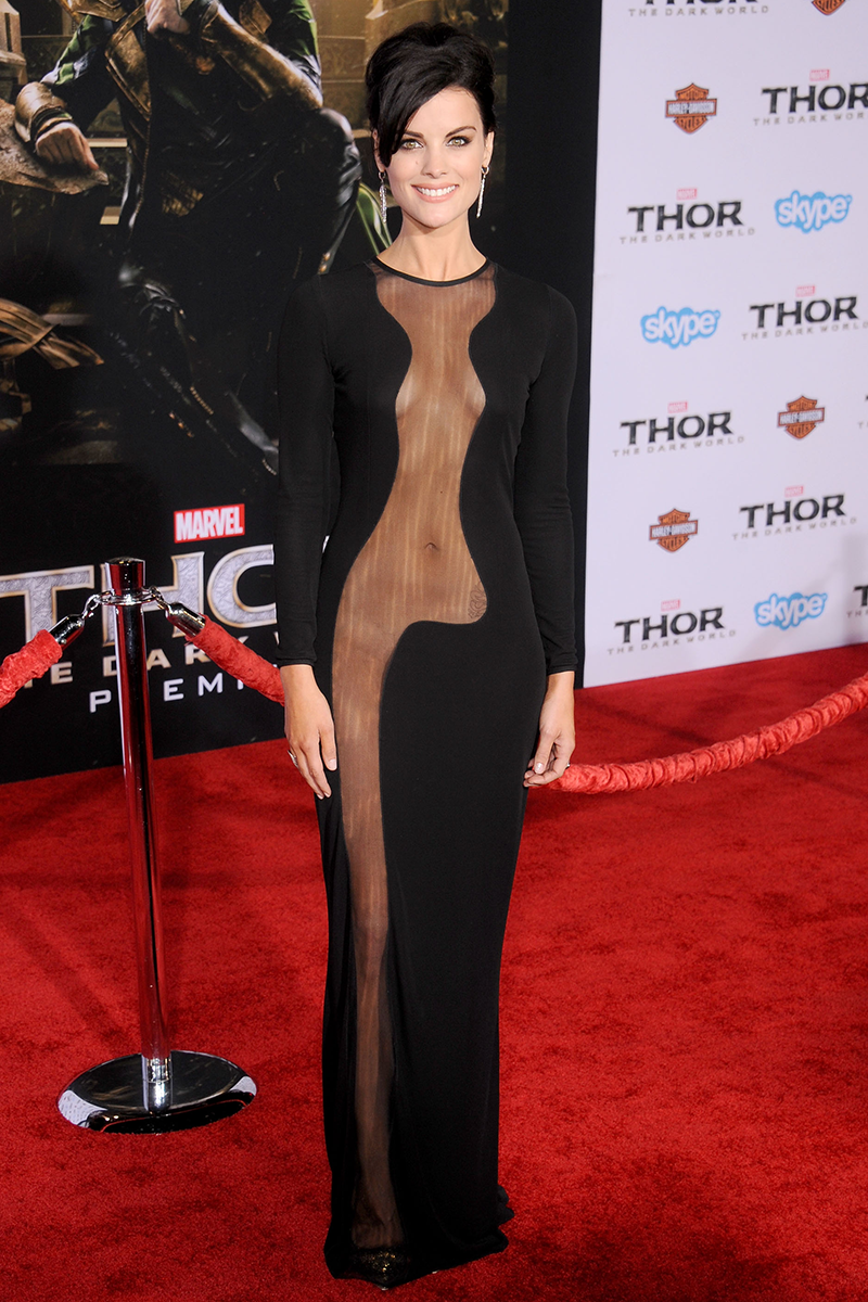 <p>At the Thor: The Dark World premiere, 2013</p>