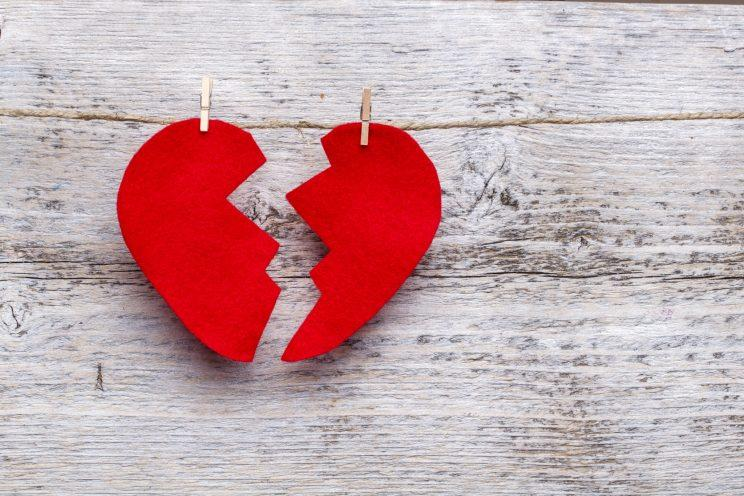 Is it really possible to die from a broken heart? [Photo: Getty]