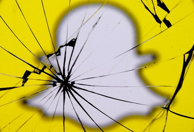 Snapchat's valuation has taken a hit since the company's public debut.