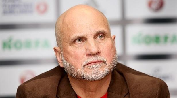 The president of Lithuanian club Lietuvos Rytas will likely be reprimanded soon. (AP)