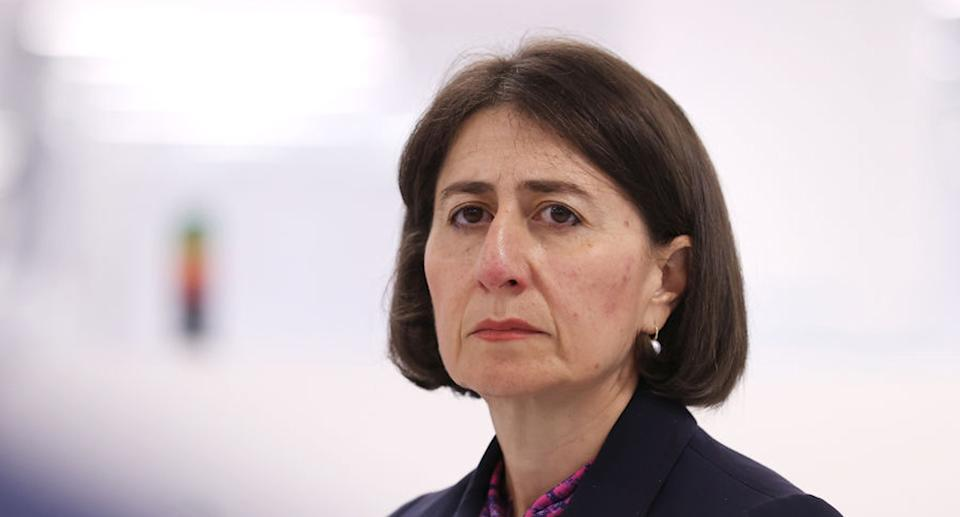 Premier Gladys Berejiklian said her restrictions implemented on Wednesday were adequate at this stage. Source: Getty