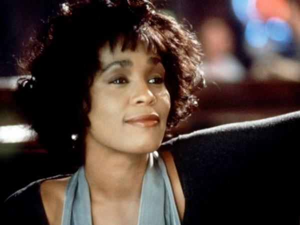 Late actor Whitney Houston in a still from 1992 'The Bodyguard' (Image source: Instagram)
