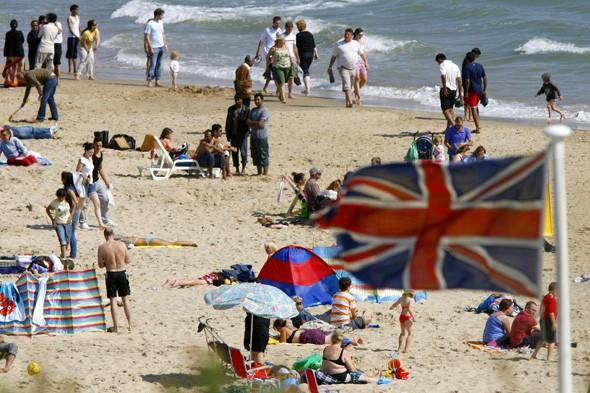 UK to become new Costa del Sol thanks to climate change
