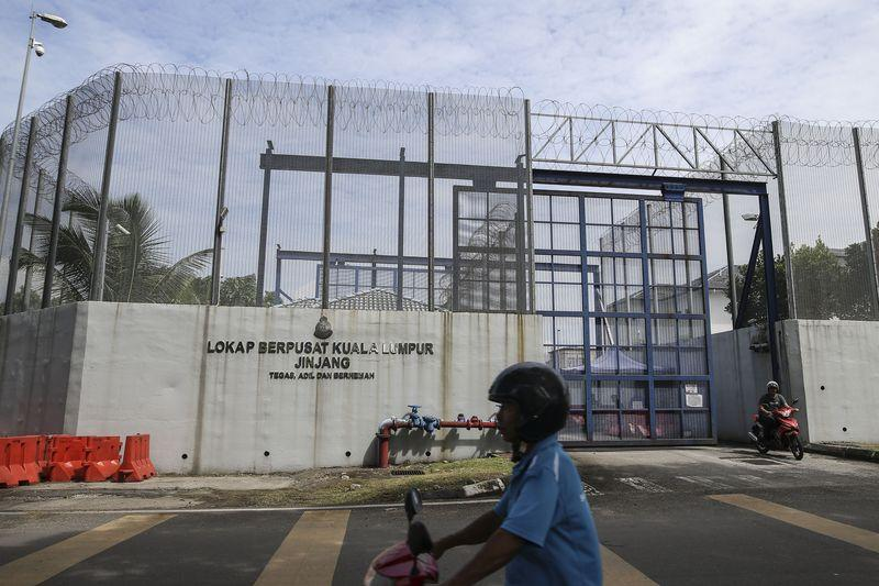MoH: Custodial medical unit to eventually be extended to smaller lockups, immigration depots