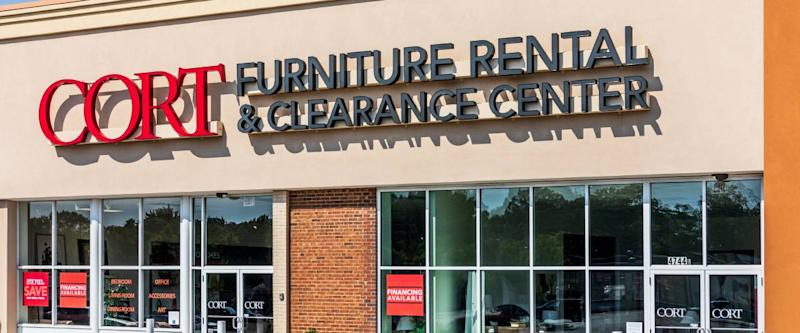 ort Furniture Rental employees 2500 people in over 100 locations worldwide.