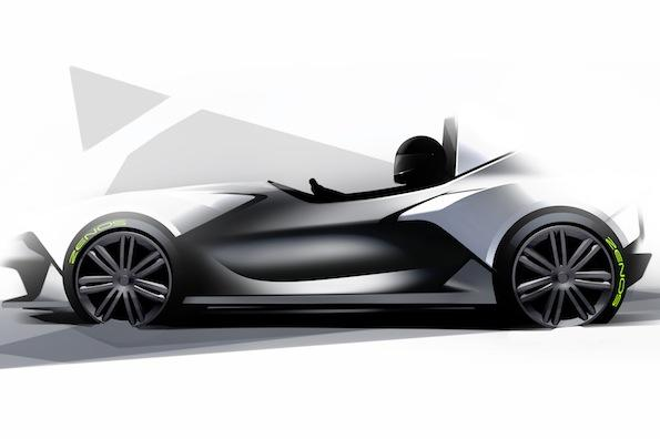 Ex-Caterham bosses reveal details of their lightweight and affordable sports car