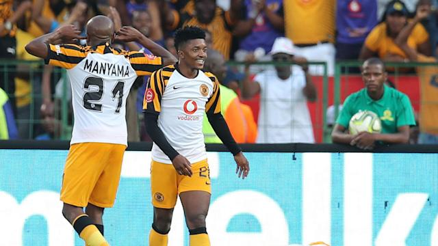 The 24-year-old has been rewarded for his beautiful strike against Chippa United which came in November 2019