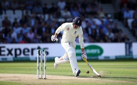 England's Jason Roy during day two of the third Ashes Test  - Credit: PA