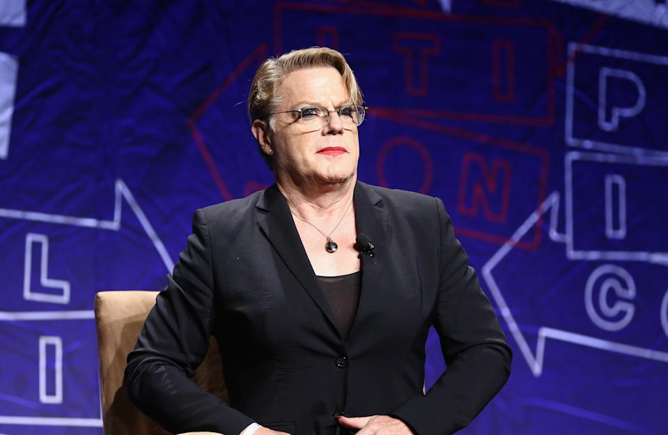 Izzard (pictured in 2018) came out as transgender in 1985. (Photo: Rich Polk/Getty Images for Politicon)