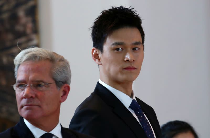 Swimming: CAS to announce decision in Sun Yang case on Friday