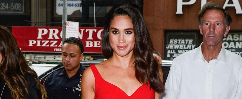 Meghan Markle Has a Style Crush on These Ladies, and Kate Middleton Isn't One of Them