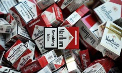 Tobacco Firms Face Cigarette Branding Ban