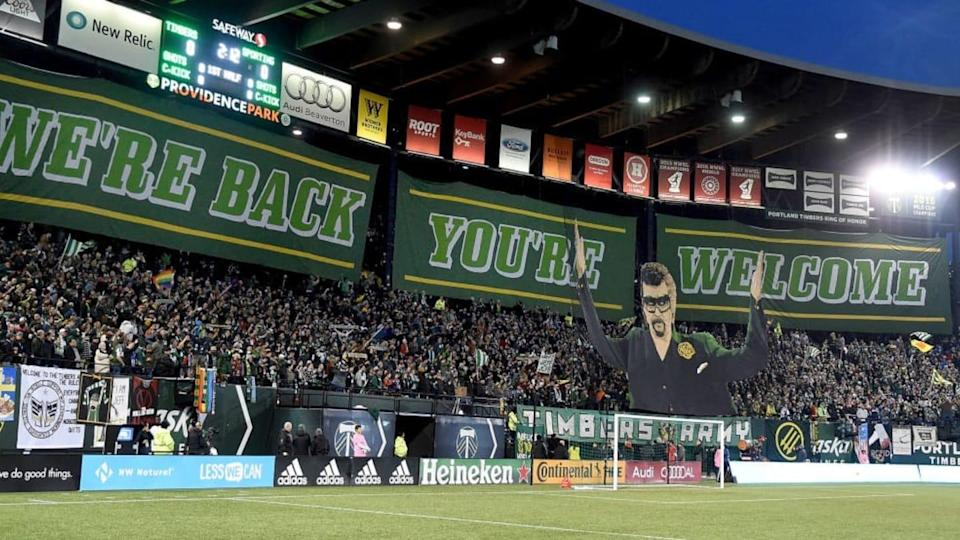 Sporting Kansas City v Portland Timbers: Western Conference Finals - Leg 1   Steve Dykes/Getty Images