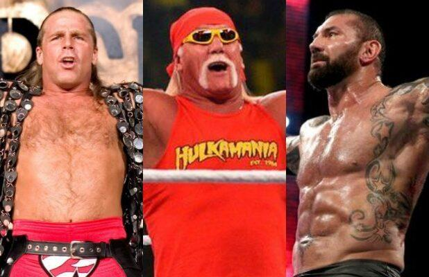 Let's Get Ready to (Royal) Rumble With 32 Years of WWE Royal Rumble Winners (Photos)