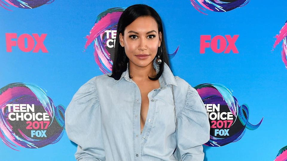 Naya Rivera aux Teen Choice Awards à Los Angeles, le 13 août 2017 - Frazer Harrison - Getty Images North America - AFP