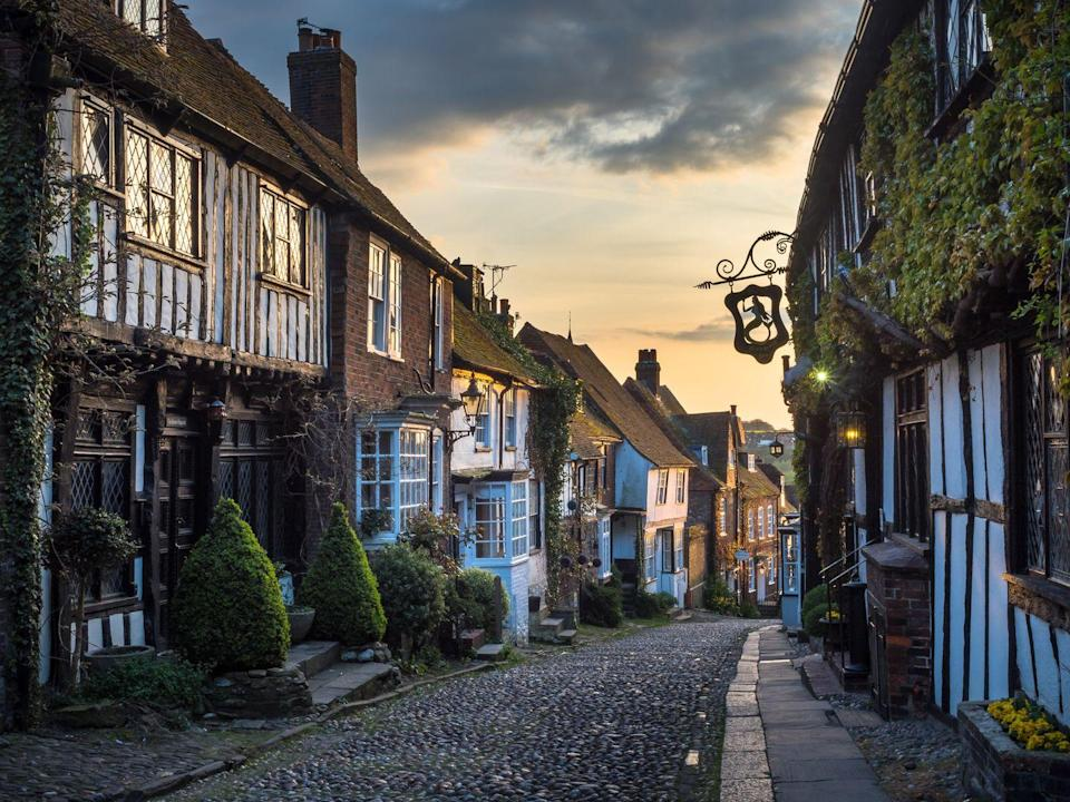 "<p>Smugglers' tunnels, hidden passageways and secret priest holes, it's no surprise that the 15th-century <a href=""https://www.goodhousekeepingholidays.com/offers/east-sussex-rye-mermaid-inn-hotel"" rel=""nofollow noopener"" target=""_blank"" data-ylk=""slk:Mermaid Inn"" class=""link rapid-noclick-resp"">Mermaid Inn</a> in Rye offers one of the most unique staycations in the UK. Once the headquarters of the notorious Hawkhurst gang of smugglers, it now attracts legions of ghost hunters and history buffs. </p><p>A night here is even more tempting thanks to its two-AA star Linen Fold restaurant, cosy Giant's Fireplace bar and four-poster beds.</p><p>Located on one of the town's ancient cobbled lanes, the inn is on the edge of the High Weald Area of Outstanding Natural Beauty, and a short drive from some of the south coast's top beaches.</p><p>You'll find antique furniture and exposed beams in the rooms, giving a real sense of history, with the Elizabethan Bedchamber allegedly the most haunted room. A secret passageway behind the bookcase leads down to the bar.</p><p>The restaurant focuses on local produce, with the roasted halibut one of the favourite dishes to try.</p><p><a class=""link rapid-noclick-resp"" href=""https://www.goodhousekeepingholidays.com/offers/east-sussex-rye-mermaid-inn-hotel"" rel=""nofollow noopener"" target=""_blank"" data-ylk=""slk:EXCLUSIVE DEAL FOR GH READERS"">EXCLUSIVE DEAL FOR GH READERS</a></p>"