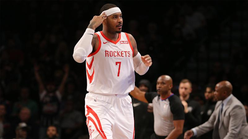 990802fda NBA rumors  Rockets trade Carmelo Anthony to Bulls