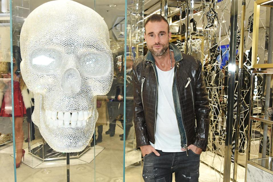 Fashion designer Philipp Plein is facing a lawsuit for alleged discrimination