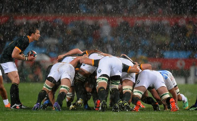 Rugby Union - Salta weather forecast lifts Pumas, Springboks