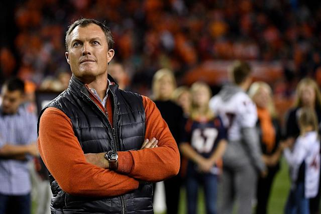 Before John Lynch took 49ers' GM job, he made sure they could keep a secret (Getty Images)