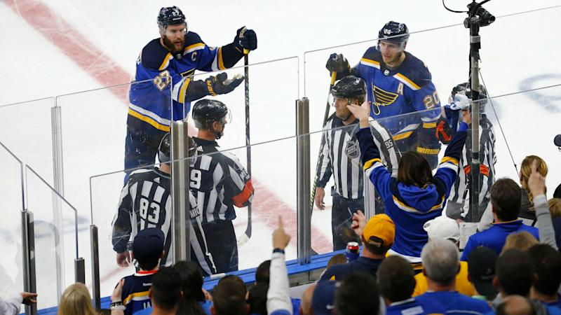 NHL playoffs 2019: Controversial calls dominating postseason