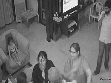 Daughter-in-law of former Hyderabad HC judge alleges domestic violence, releases CCTV footage