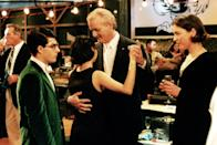 """<p>In the coming-of-age comedy <b>Rushmore</b>, Max <span class=""""nofilter"""">Fischer</span> (<a class=""""link rapid-noclick-resp"""" href=""""https://www.popsugar.com/Jason-Schwartzman"""" rel=""""nofollow noopener"""" target=""""_blank"""" data-ylk=""""slk:Jason Schwartzman"""">Jason Schwartzman</a>) starts pining for teacher Rosemary Cross (Olivia Williams) around the time he befriends a father figure named Herman Blume (<a class=""""link rapid-noclick-resp"""" href=""""https://www.popsugar.com/Bill-Murray"""" rel=""""nofollow noopener"""" target=""""_blank"""" data-ylk=""""slk:Bill Murray"""">Bill Murray</a>), who also develops a crush on Ms. Cross. </p>"""