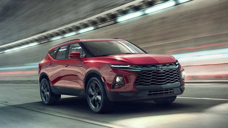 Chevrolet Blazer is the Camaro SUV that Proves SUVs Can Be Cool